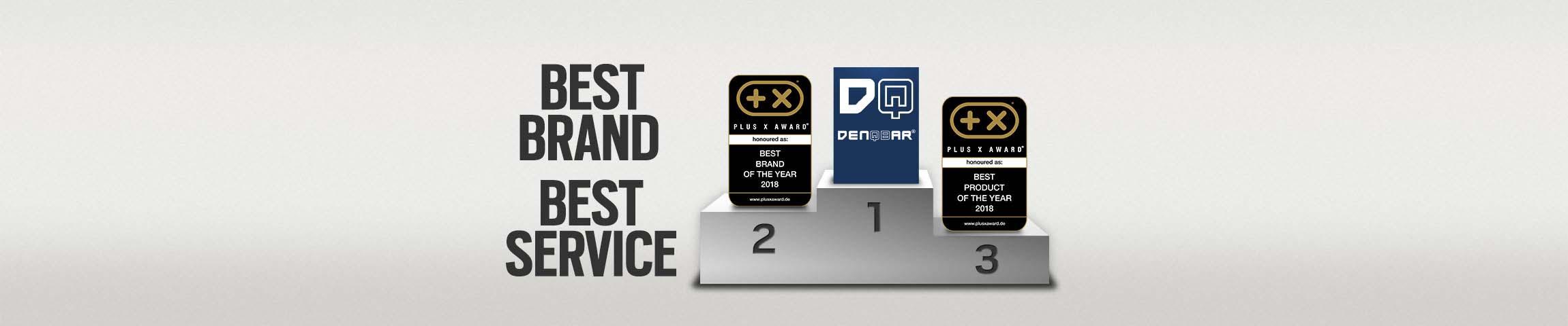 Best brand - Best service