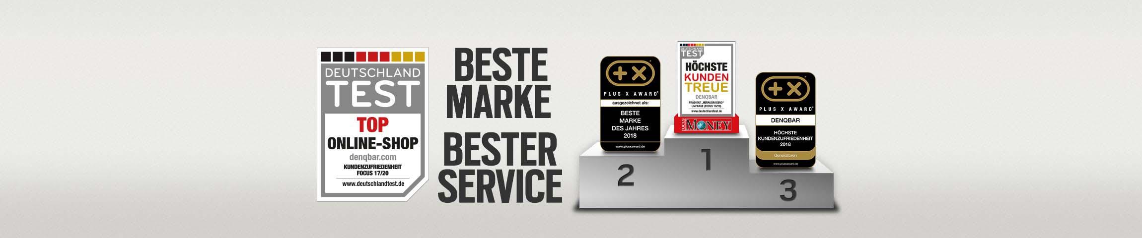 Beste marke - Bester Service