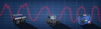 DENQBAR Inverter Stromerzeuger - Arten von Stromerzeugern