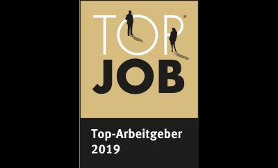 DENQBAR ist TOP JOB Top-Arbeitgeber 2019