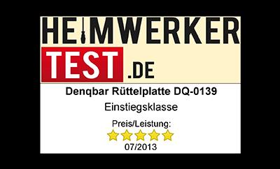 Heimwerker-test.de 5 von 5 Sternen