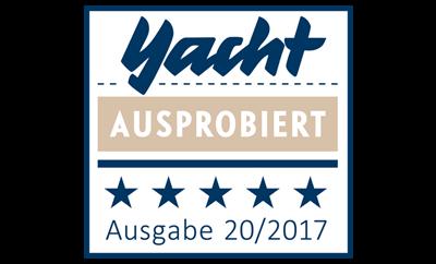 Yacht: Ausprobiert und abgeräumt - 5 volle Sterne