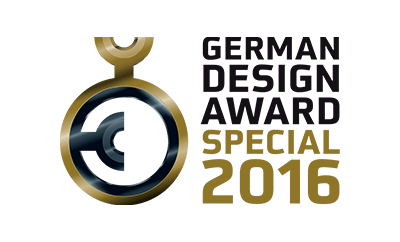 German Design Award - Special Mention für DENQBAR Stromerzeuger