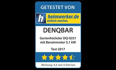 DIY-Portal heimwerker.de 4,5 Sterne