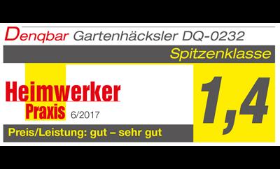 Heimwerker Praxis Spitzennote 1,4