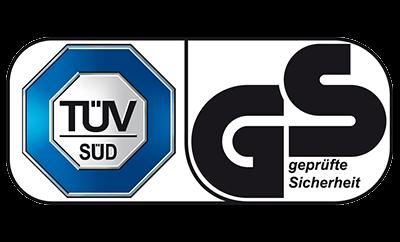 """TÜV Süd """"Geprüfte Sicherheit"""" (DQ-2100)"""