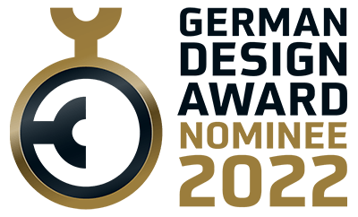 German Design Award 2022 Nominee - DQ-4200