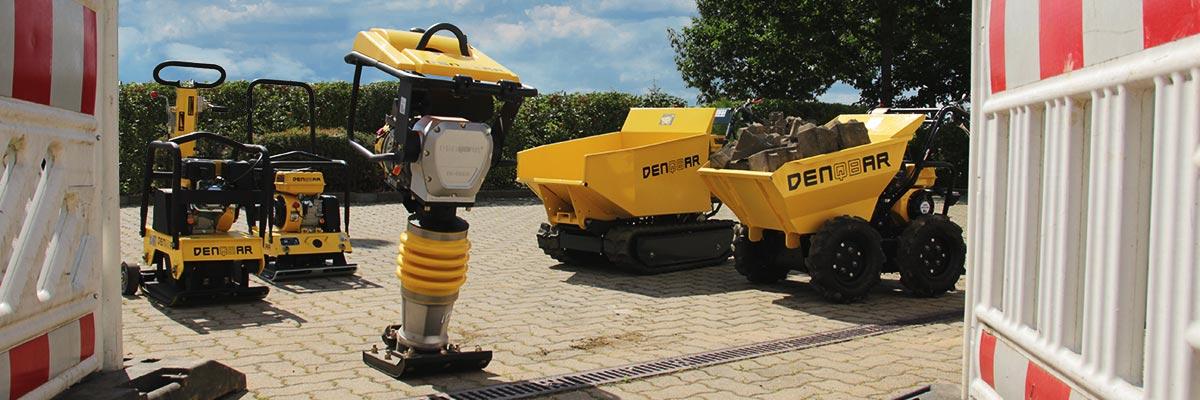 DENQBAR Construction Machines