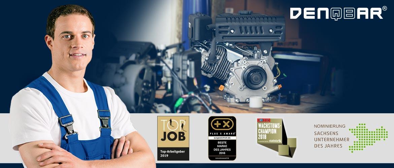 DENQBAR sucht Servicetechniker (Mechaniker)