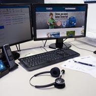 Moderne und ergonomsiche Arbeitsplätze