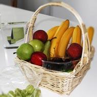 Frisches Obst und kostenloses Wasser für alle DENQBAR Mitarbeiter
