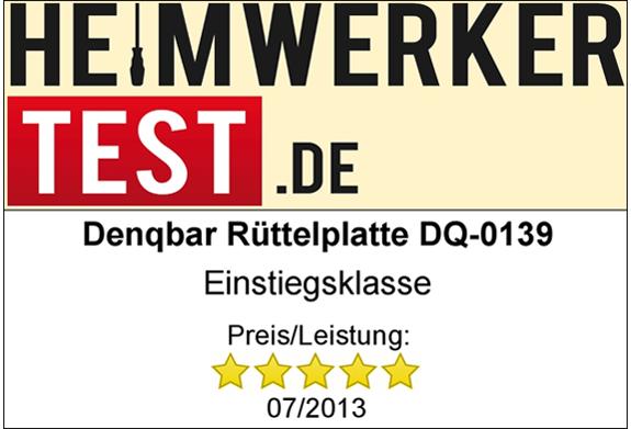 Heimwerker-Test.de Auszeichnung