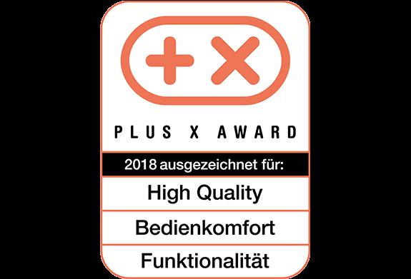 DENQBAR DQ-2800 Plus X Award für High Quality, Bedienkomfort und Funktionalität