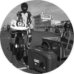 Chris Meyer Motocross-Fahrer