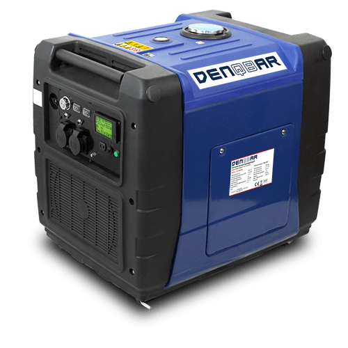 DQ5600ER DENQBAR Inverter power generator