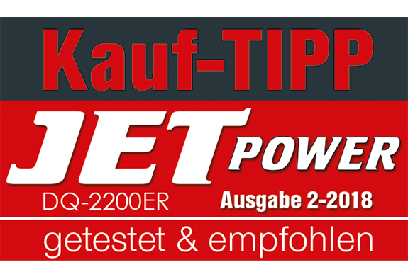 JET Power Kauf-TIPP