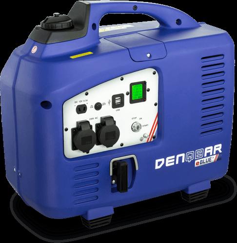 DQ2500E DENQBAR Inverter Stromerzeuger