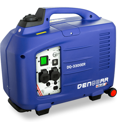 DQ3300ER DENQBAR Inverter Stromerzeuger