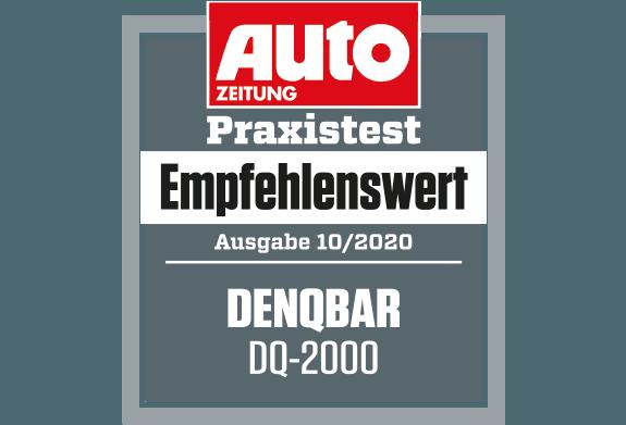 DENQBAR DQ-2000 « AUTO ZEITUNG » award