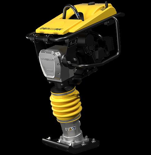 DENQBAR professional tamping rammer DQ-0285 78 kg