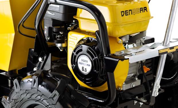 DENQBAR Mini Dumper mit starker Motorleistung