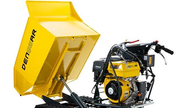 DENQBAR Mini Dumper mit hydraulischer Kippvorrichtung