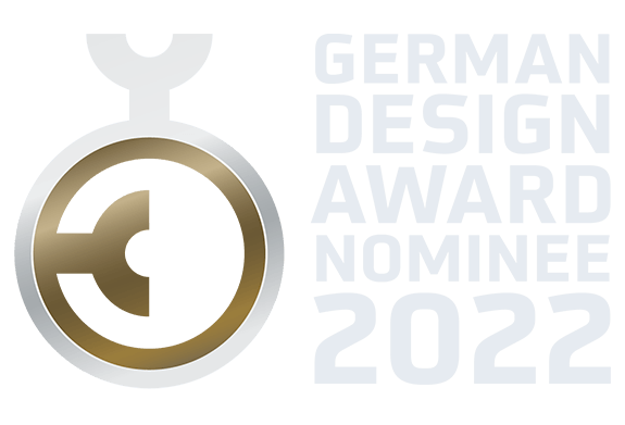 DQ-4200 -  German Design Award Nominee 2022