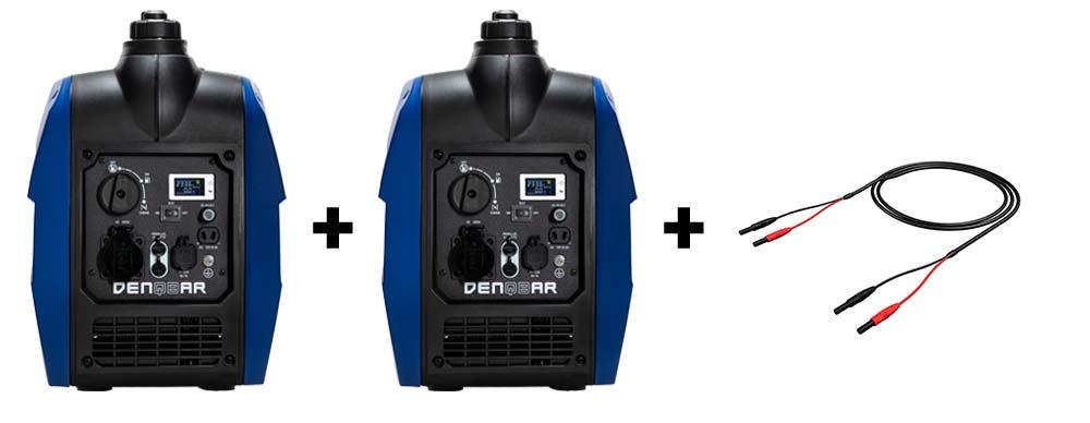 DENQBAR Generator - DQ-2100 Bundle
