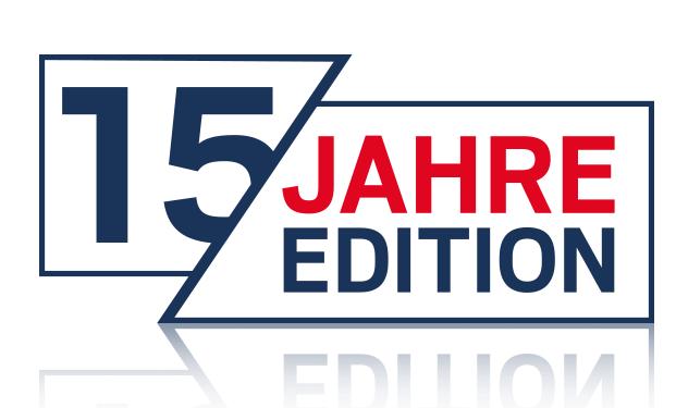 DENQBAR Stromerzeuger - 15 Jahre Jubiläums Edition