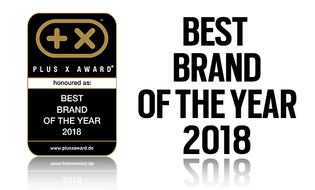 DENQBAR Stromerzeuger - Best brand of the year 2018