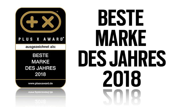 DENQBAR Stromerzeuger - Beste Marke des Jahres 2018
