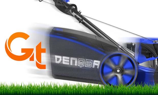 DENQBAR Rasenmäher DQ-R46 - Mit Radantrieb und modernem GT-Getriebe