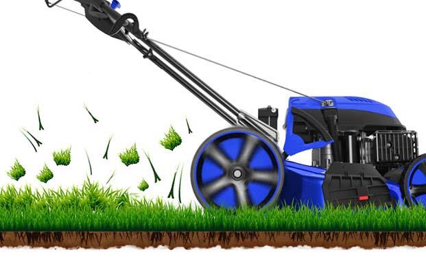 DENQBAR Rasenmäher DQ-R46 - für eine perfektes Mähergebnis