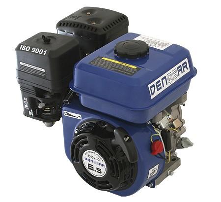 motor gasolina universal 4,8 kW (6,5 CV) eje de 20 mm