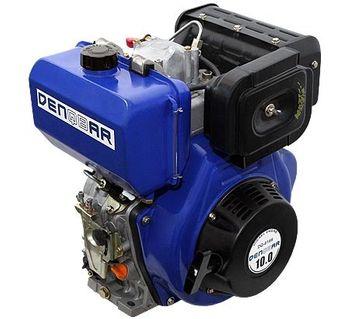 universal diesel engine 418 ccm 7.4 kW (10 HP) 25 mm