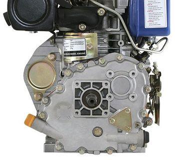 universal diesel engine 211 ccm 3.1 kW (4.2 HP) 20 mm