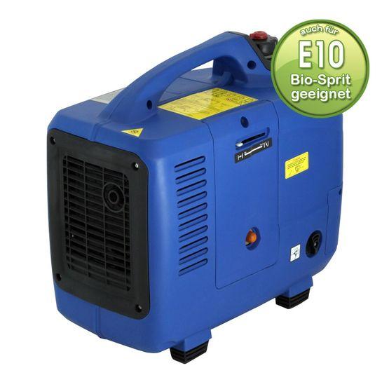 2,2 kW Digitaler Inverter Stromerzeuger, Generator benzinbetrieben