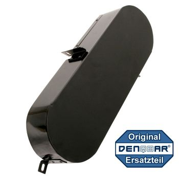 V-belt cover for Denqbar shredder 9.5 kW to 11 kW