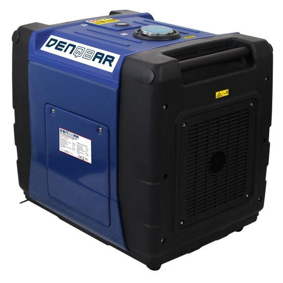 REMOTE & E-START 5.6 kW silent suitcase digital generator 230 V inverter