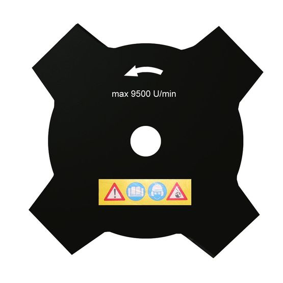 4 tooth saw blade for brushcutter