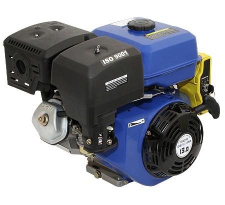 Universal Benzinmotor mit 11 kW (15 PS) 420 cm³ 25,4 mm (1-Zoll) Welle Q-Typ mit E-Start