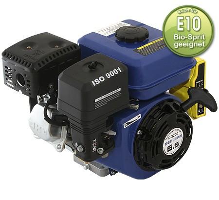 Universal Benzinmotor mit 4,8 kW (6,5 PS) 196 cm³ 20 mm S-Typ mit E-Start