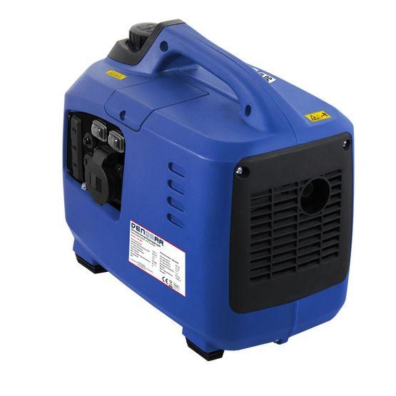 650 W Inverter Stromerzeuger, Generator benzinbetrieben