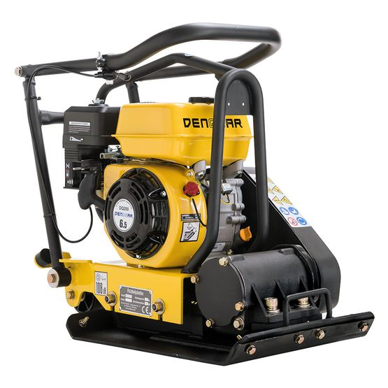professionell plate compactor with 75 kg DQ-0213