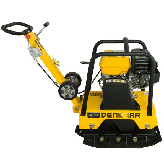 professionell plate compactor with 188 kg DQ-0217