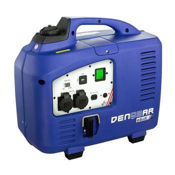 eBLUE® 2,5 kW Inverter Stromerzeuger, Generator benzinbetrieben