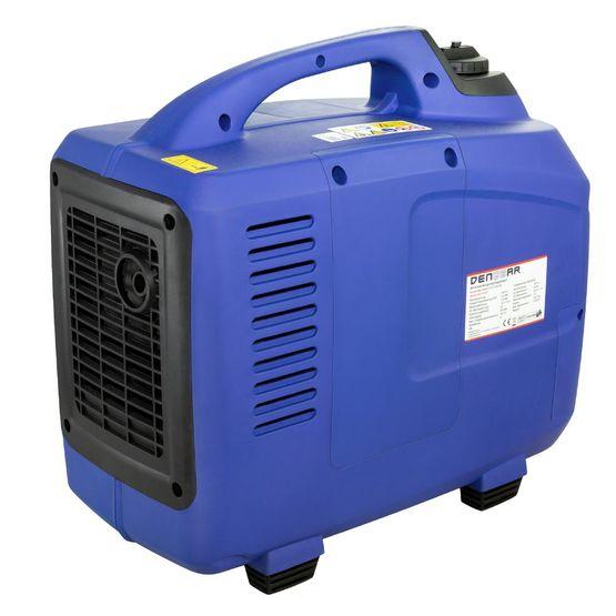 eBLUE® E-START 2,5 kW Inverter Stromerzeuger, Generator benzinbetrieben