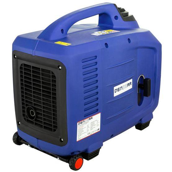 eBLUE® REMOTE & E-START 3,3 kW Inverter Stromerzeuger, Generator benzinbetrieben