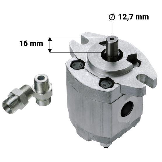 Hydraulikpumpe, passend für DENQBAR Mini Dumper DQ-0290